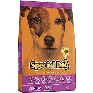 Ração Special Dog Júnior Premium para Cães Filhotes de Raças Pequenas 3 kg