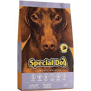 Ração Special Dog Light Premium para Cães Adultos de Raças Pequenas 15 kg