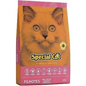 Ração Special Cat Premium para Gatos Filhotes