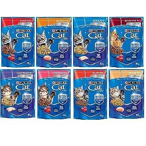 Ração Úmida Nestlé Purina Cat Chow Sachê