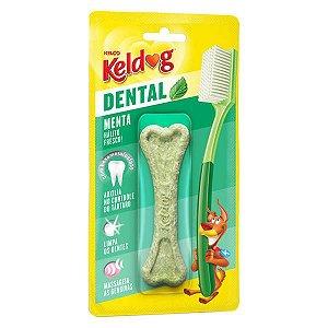 Osso Kelco Keldog Dental Menta - 40 g