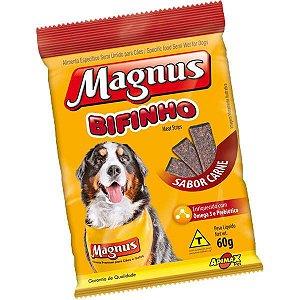 Bifinho Magnus Carne para Cães 60 g