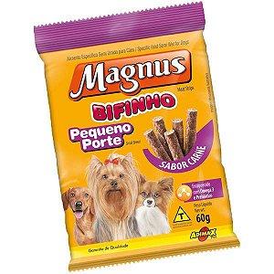 Bifinho Magnus Carne para Cães de Pequeno Porte 60 g