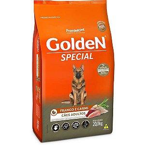 Ração Golden Special Cães Adultos Frango e Carne 15 Kg