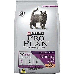 Ração Pro Plan Trato Urinário Frango para Gatos Adultos
