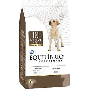 Ração Equilíbrio Veterinary IN Intestinal para Cães Adultos 2 kg