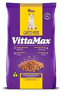Ração VittaMax Mix Gatos Adultos