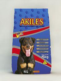 Ração Akiles Cães Adultos 15 kg