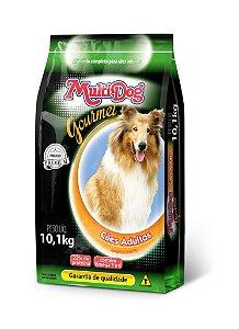 Ração Multidog Gourmet Premium para Cães Adultos
