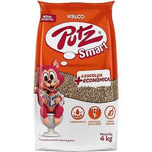 Granulado Sanitário Kelco Putz Smart 4 kg