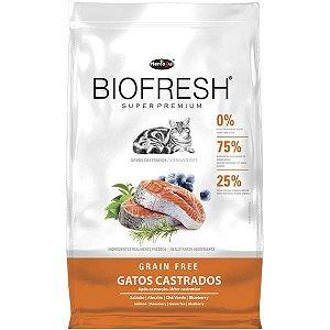 Ração Biofresh para Gatos Castrados 1,5 kg