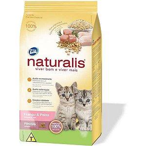 Ração Naturalis Frango e Peixe para Gatos Filhotes 1 kg