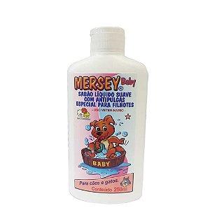 Shampoo Mersey Baby Cães Filhotes - 250mL