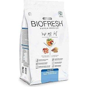 Ração Biofresh para Cães Filhotes de Raças Médias 12 kg