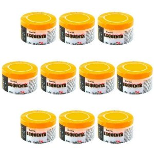 Creme Excitante Esquenta - Kit c/10 Und