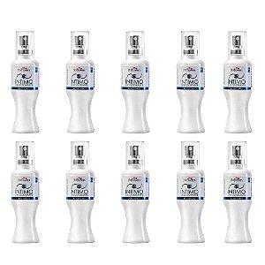 Desodorante Íntimo - Algodão 35ml - Kit c/10 Und