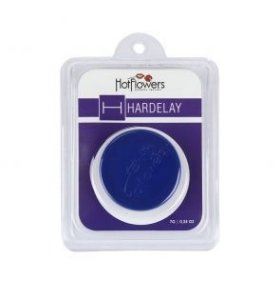 Hardelay Retardante em Creme Blister 7g Hot Flowers