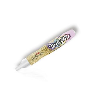 Hot Pen Unicorn Churros 35G Hot Flowers - Kit c/10 Und