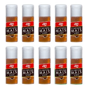 Kit Gel Comestível Scurrega Mais Whisky 15g - Emb. c/10und.