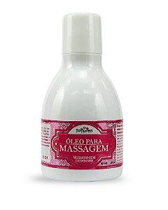 Óleo para Massagem Morango com Champanhe 40g