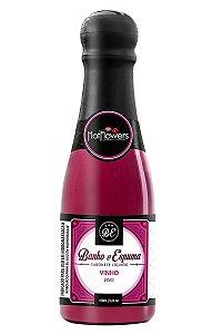 Sabonete Liquido Banho & Espuma - Vinho Hot Flowers