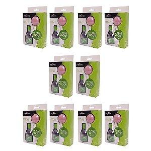 kit Sempre Virgem Alecrim Adstringente Líquido 50ml Acompanha Aplicador Hot Flowers hc476-kt