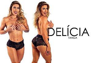 Tanga Delicia - Tam Único - Hot Flowers