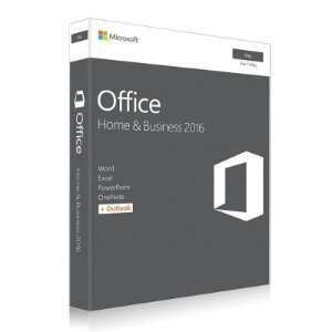 Microsoft Office Home & Business 2016 Para Mac – 32 / 64 Bits – ESD