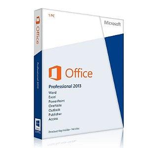 Microsoft Office Professional 2013 – 32 / 64 Bits – ESD