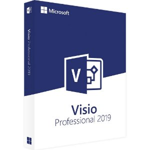 Microsoft Visio Professional 2019 – 32 / 64 Bits – ESD