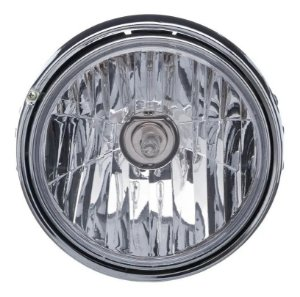 FAROL YAMAHA YBR 125 até 2005 (COMPLETO COM LAMP ) - KEISI