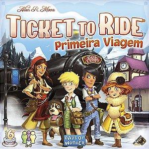 Ticket to Ride - Primeira Viagem