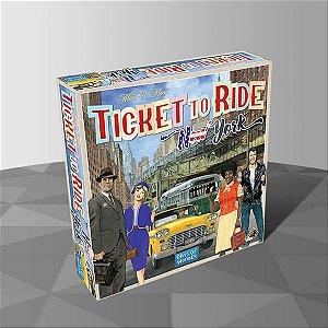 Tickt to Ride New York