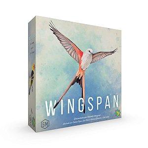 Wingspan  (REPOSIÇÃO - PRÉ-VENDA - Previsto para 20/07/2021)