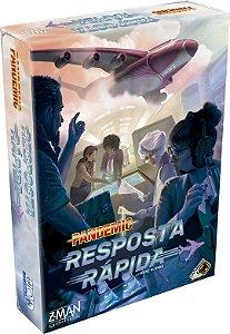 Pandemic - Resposta Rápida
