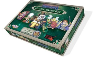 Masmorra: Adventurers Set - Expansão