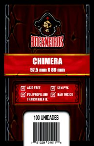 Sleeves - CHIMERA (57,5 X 89mm)