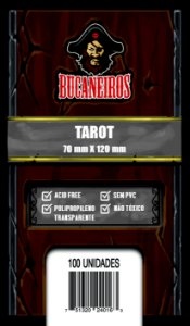 Sleeves - TAROT (70mm X120mm)