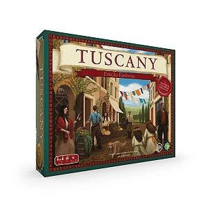 Tuscany - Expansão Viticulture - Edição Essencial