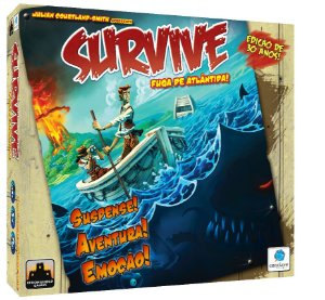 Survive: Fuga de Atlantida