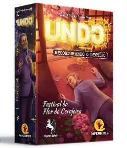 UNDO: Festival da Flor de Cerejeira