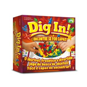 Dig In! Encontre se for capaz!