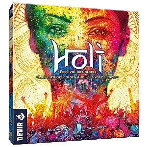 Holi - Um Festival de Cores