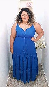 Vestido Love Azul
