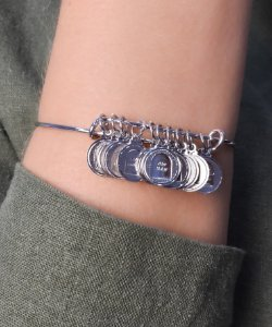 Bracelete De Dez Mandamentos