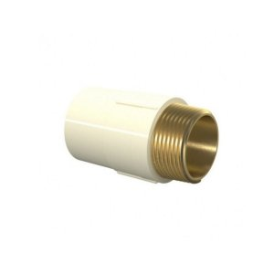 "CONECTOR AQUATHERM MACHO 22 MM X 3/4"" TIGRE"