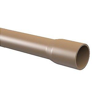 TUBO PBS CLASSE 20 DN 100 M X DE 110 MM - TIGRE