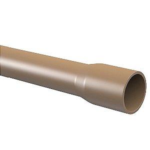 TUBO PBS CLASSE 20 DN 60 X DE 75 MM - TIGRE