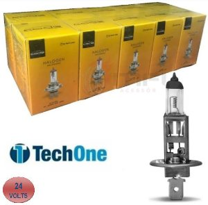 Lampada Halogena H1 4300k 70w Code (unidade) 24v