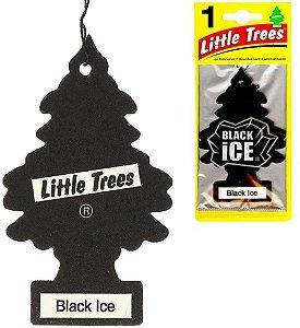 LITTLE TREES AROMATIZANTE PARA CARRO BLACK ICE